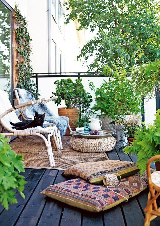 Bohemian Balkon 3