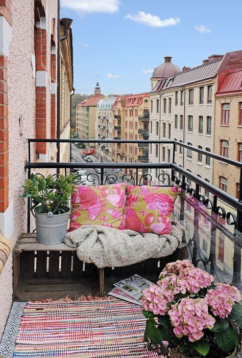 Bohemian Balkon 5