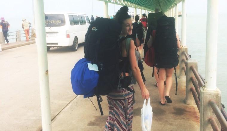 Van Bangkok naar Ko Phangan