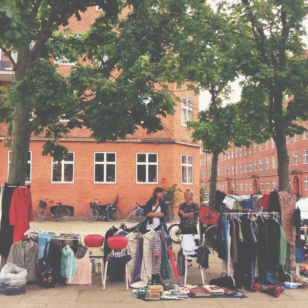 Kopenhagen weekendje 16 - Vlooienmarkt