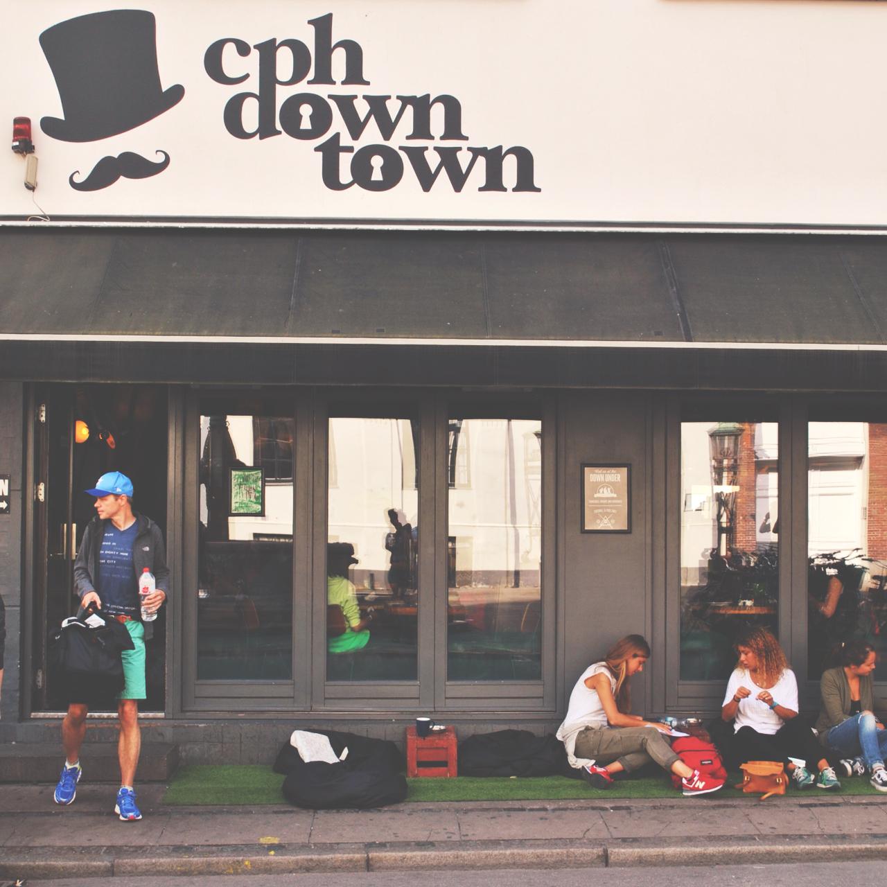 Kopenhagen weekendje 20 - downtown hostel