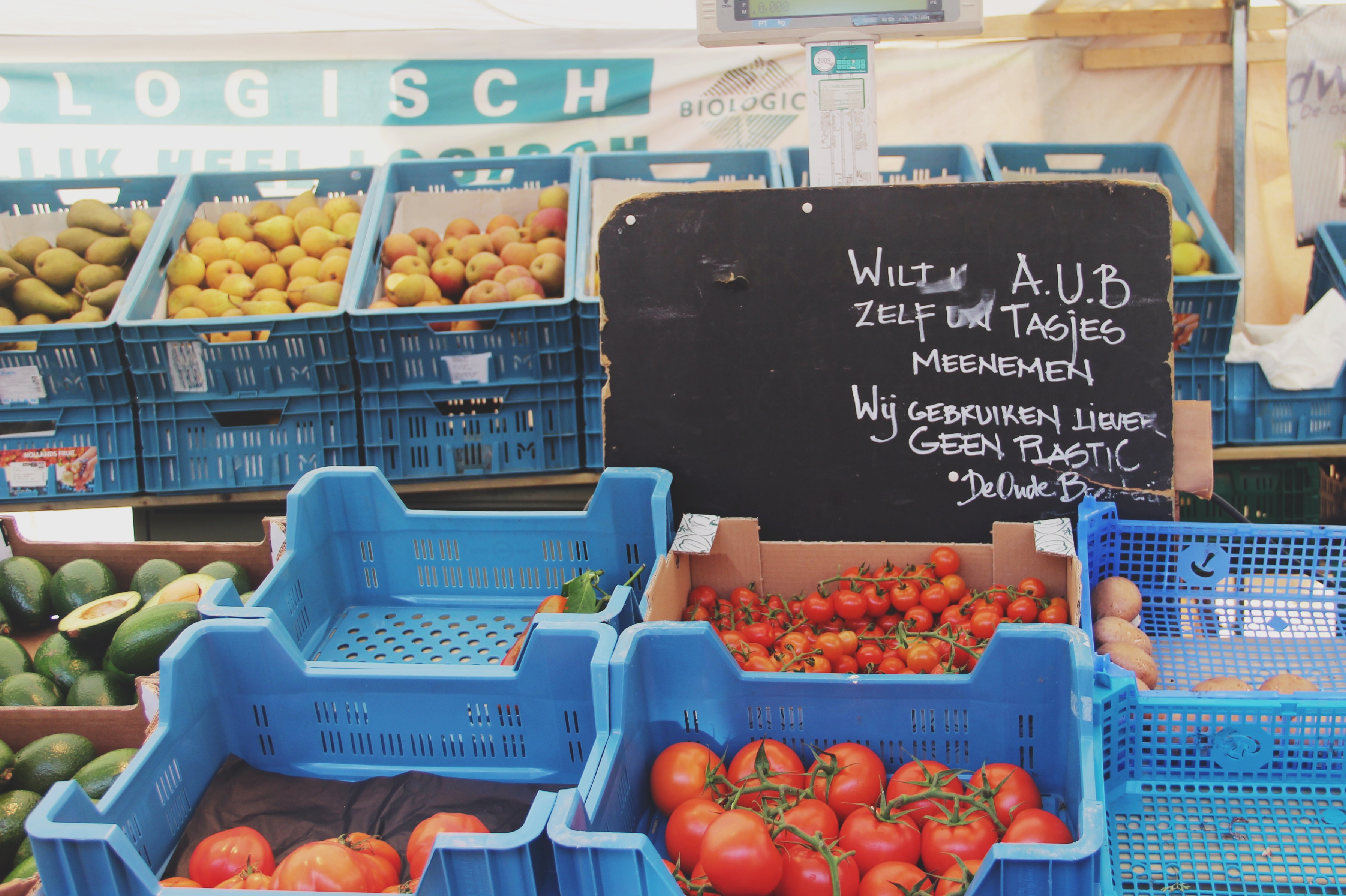 Biologische markten Amsterdam - 7