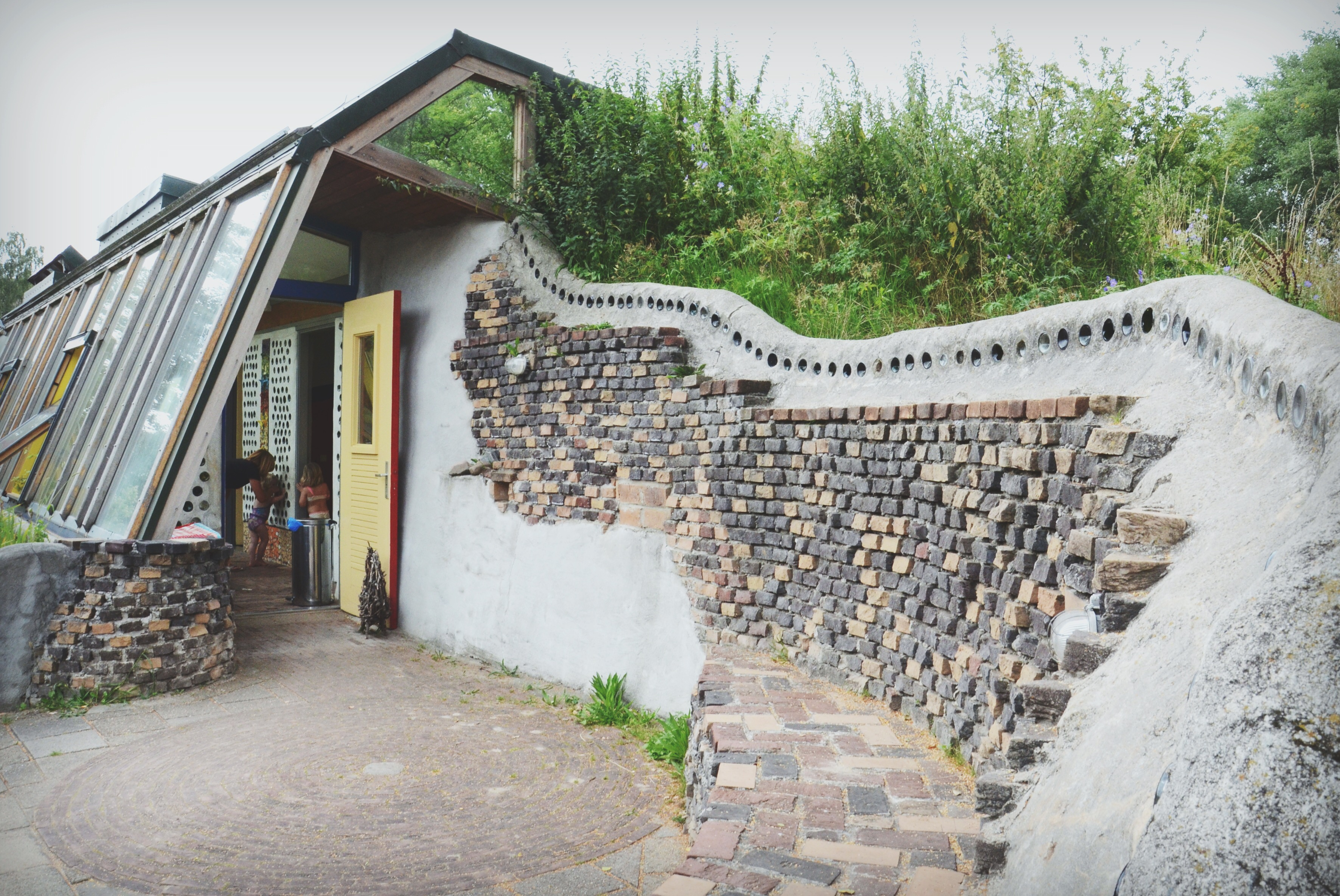 Theehuis Earthship Zwolle - 4