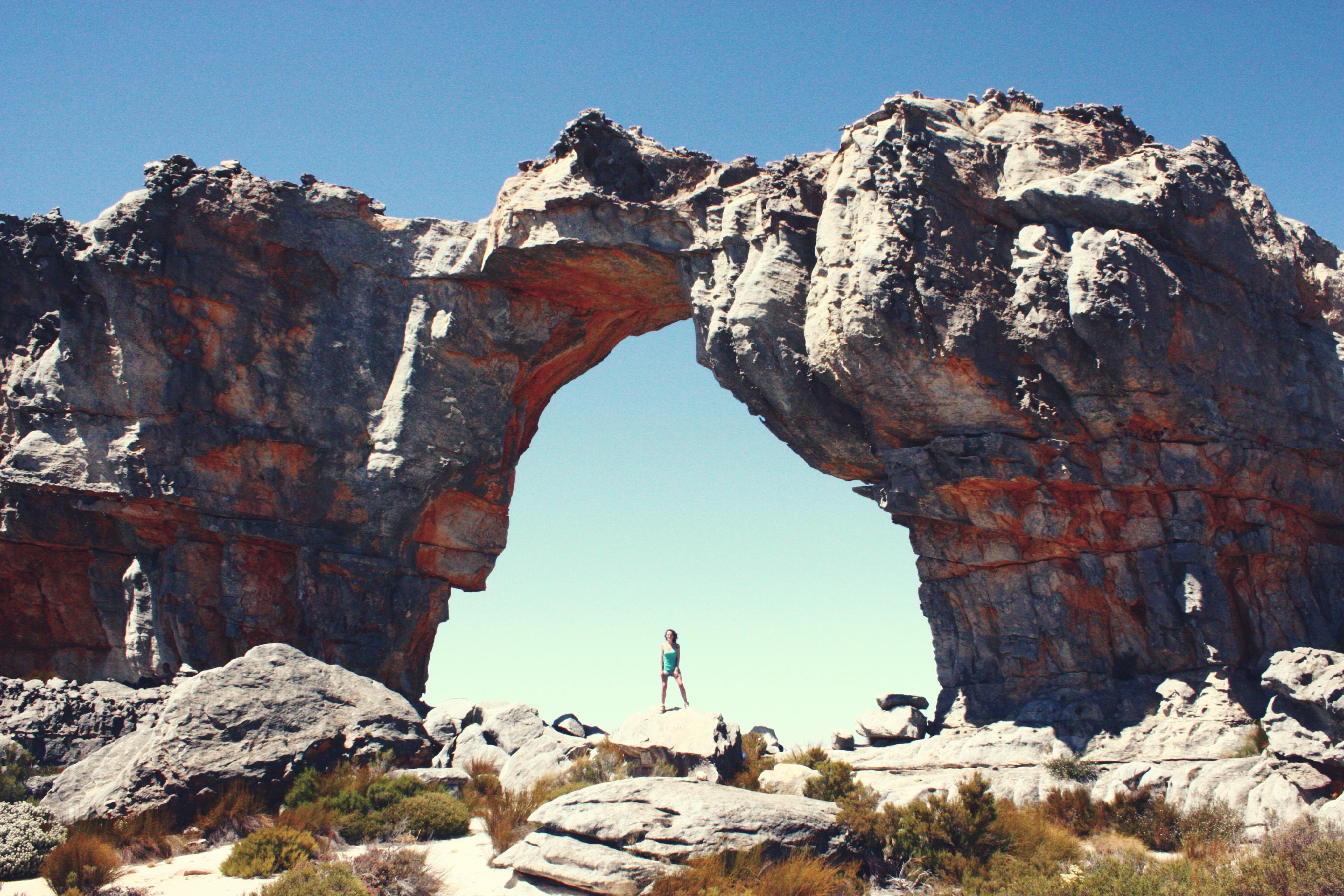 Travel Diary Sederbergen Zuid-Afrika 16