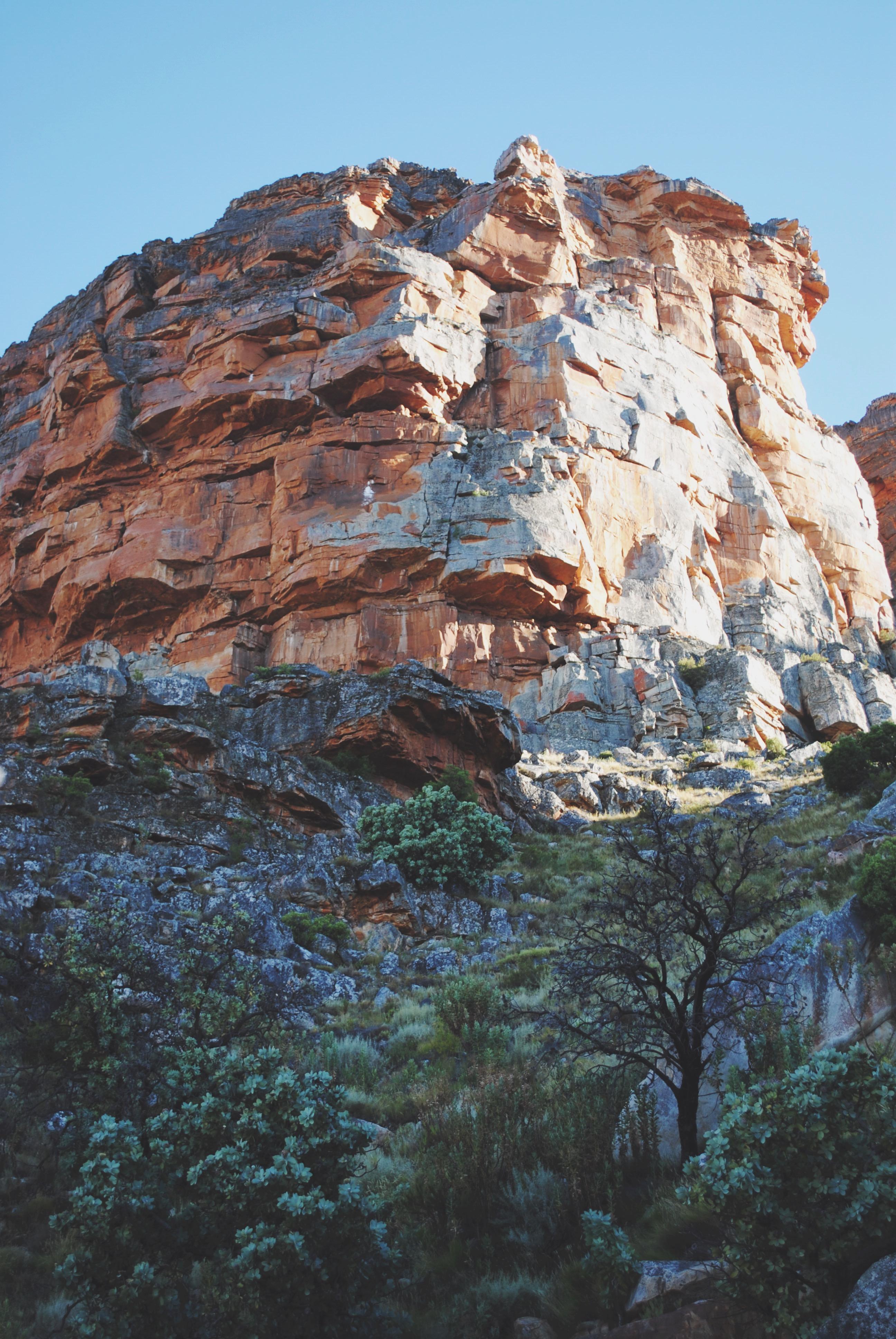 Travel Diary Sederbergen Zuid-Afrika 9