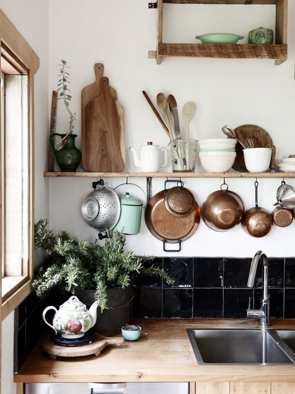 Bohemian Kitchen 1