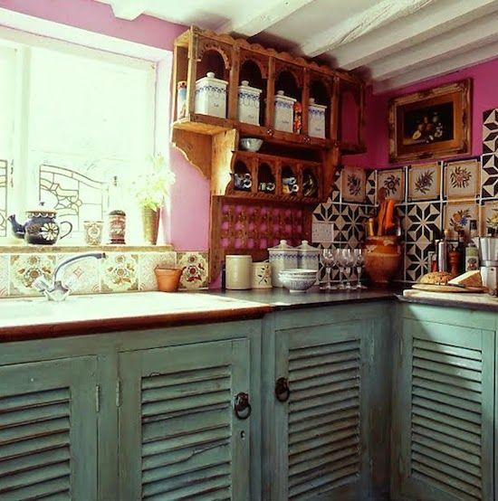 Bohemian Kitchen 3