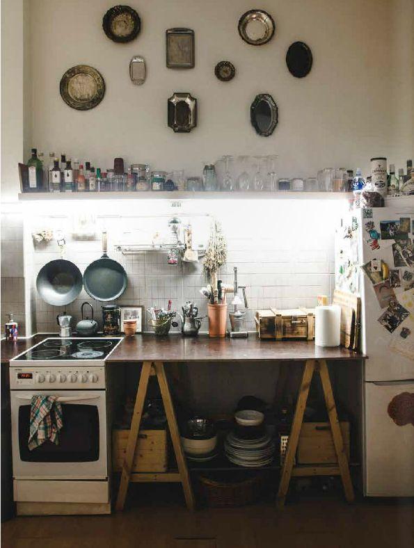 Bohemian Kitchen 4