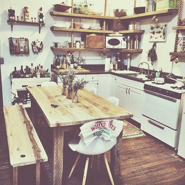 Bohemian Kitchen 5