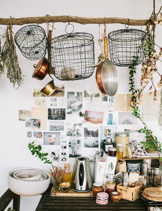 Bohemian Kitchen 6