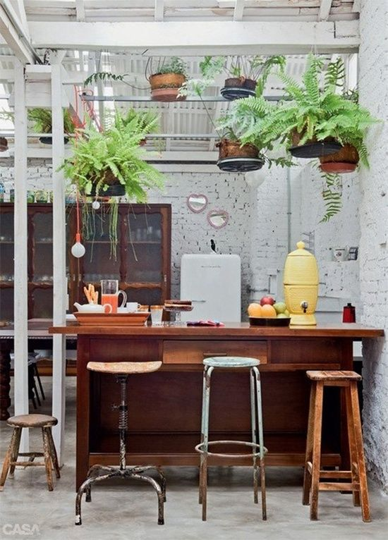 Bohemian Kitchen 7