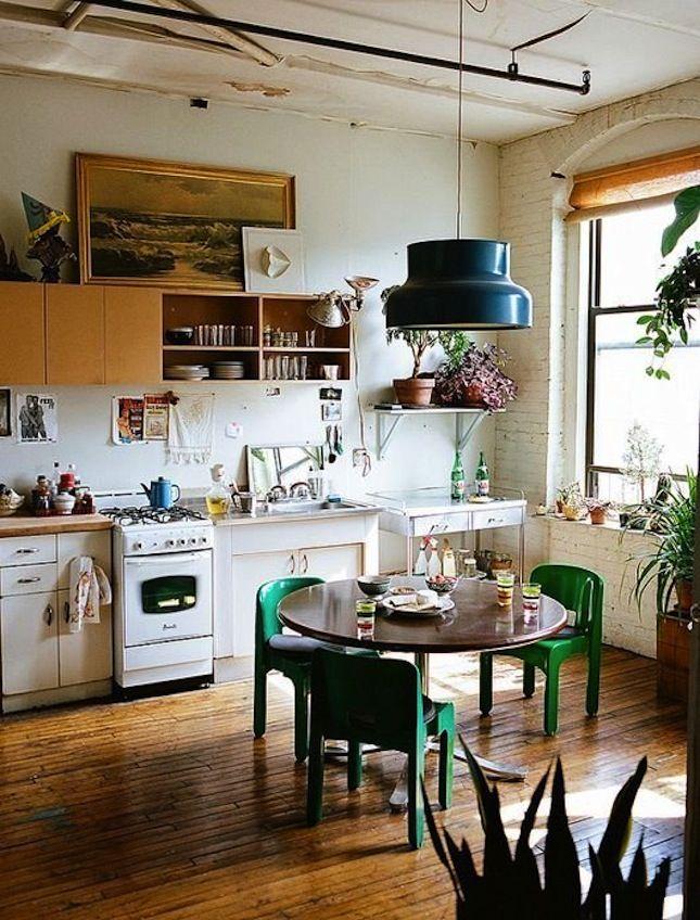 Bohemian Kitchen 8