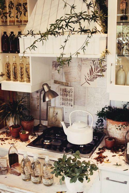 Bohemian Kitchen 9