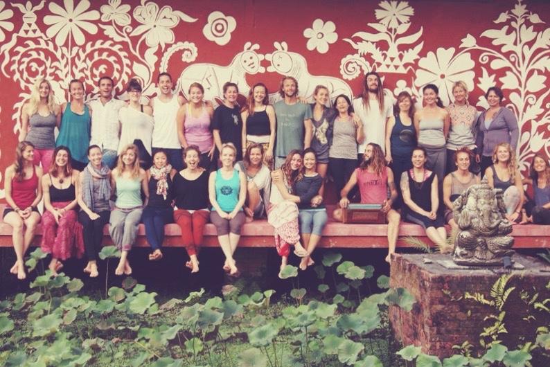 Yoga Teacher Training 2