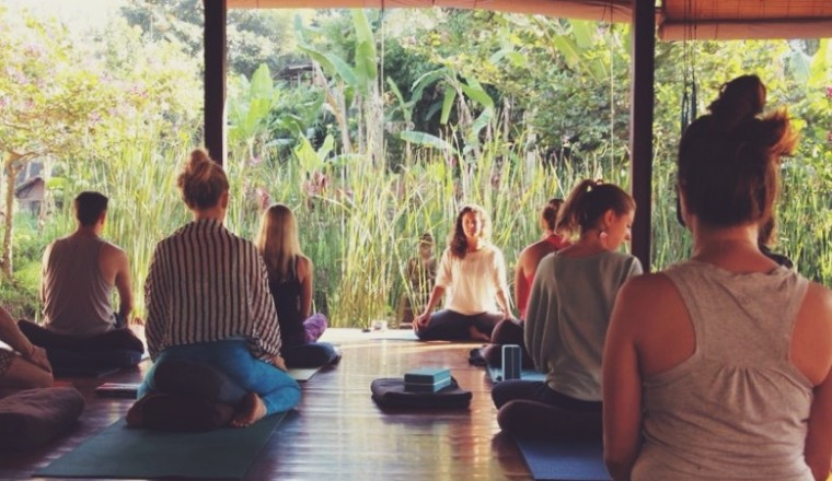 Yoga Teacher Training 5
