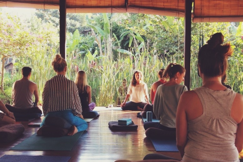Yoga Teacher Training 5