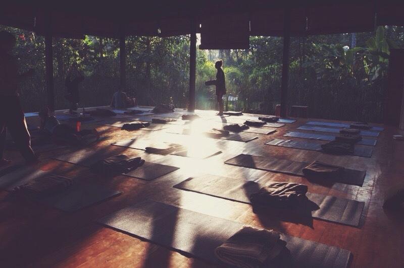 Yoga Teacher Training 6