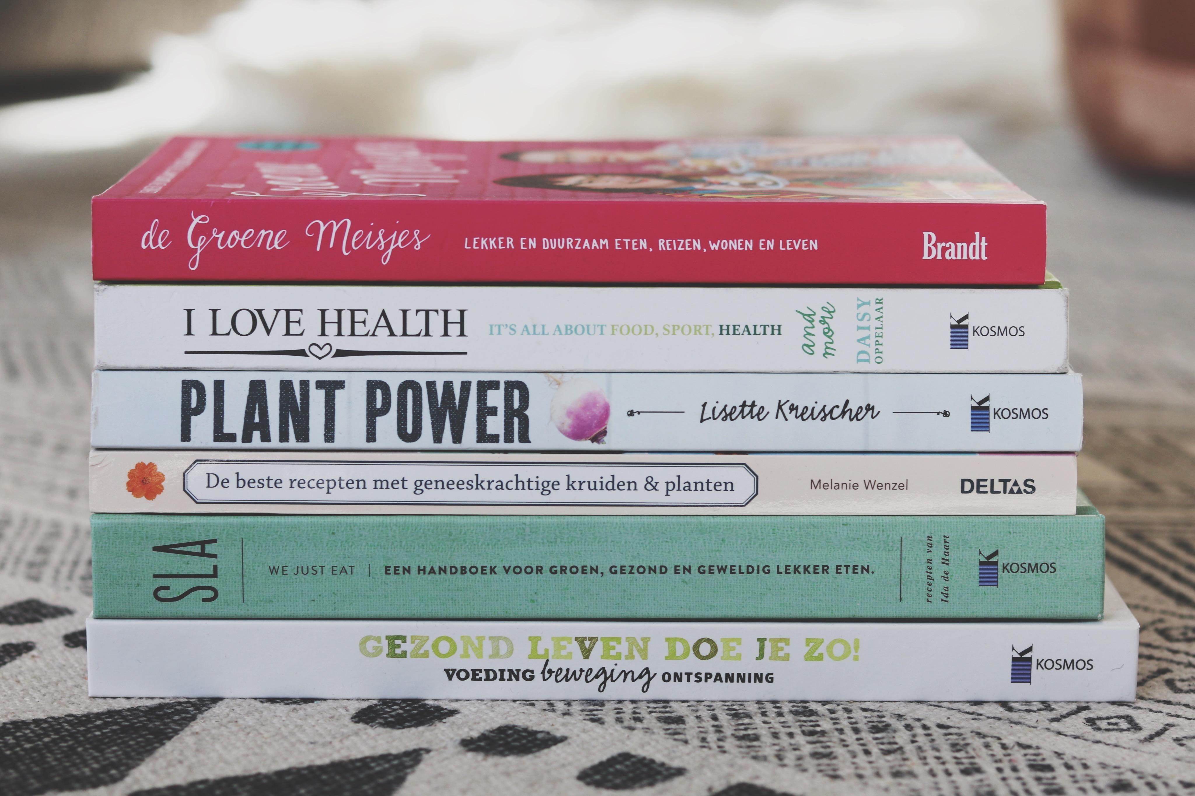 Gezond Eten Leven Boeken - 1