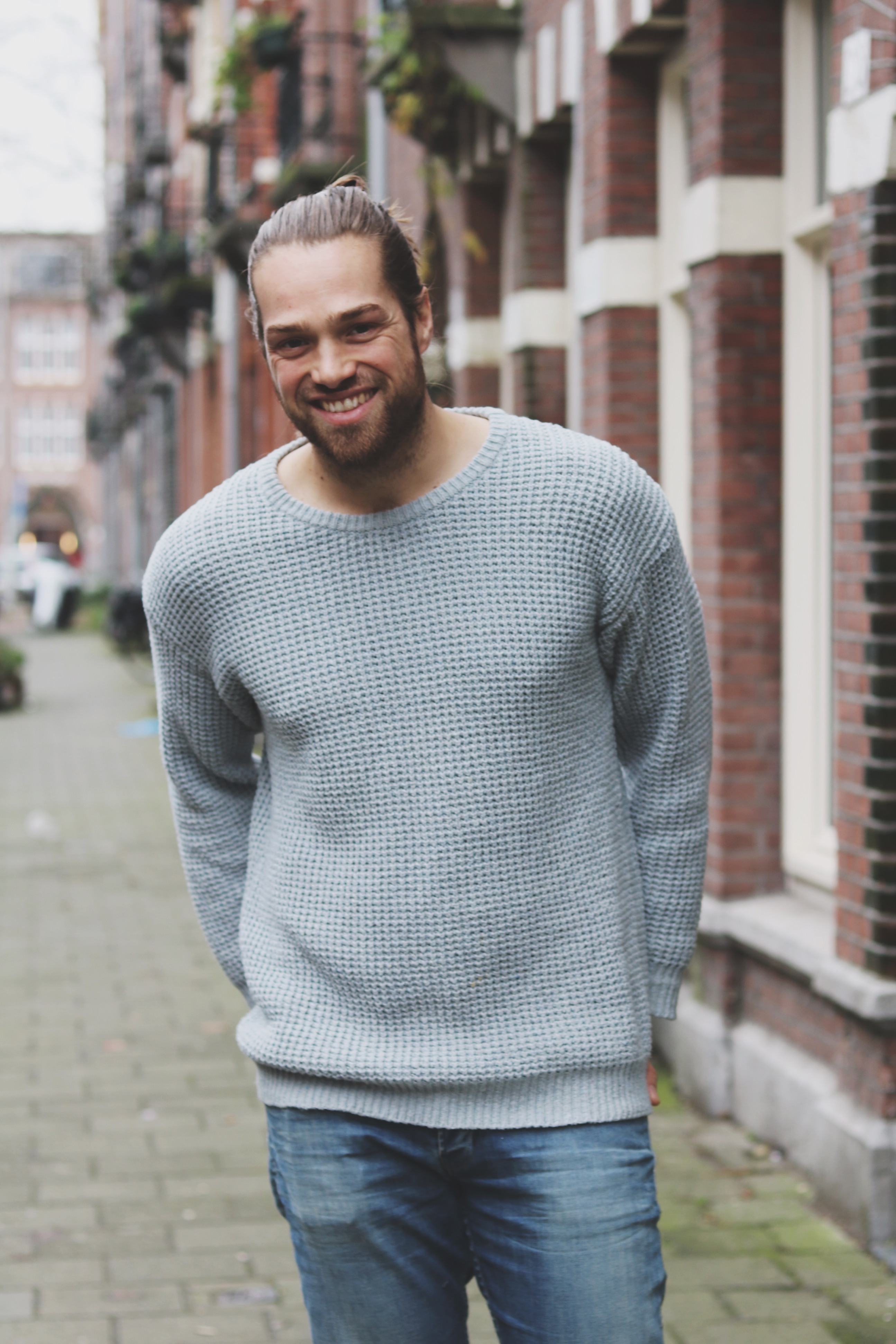 Look of the Week Eerlijke Man - 1