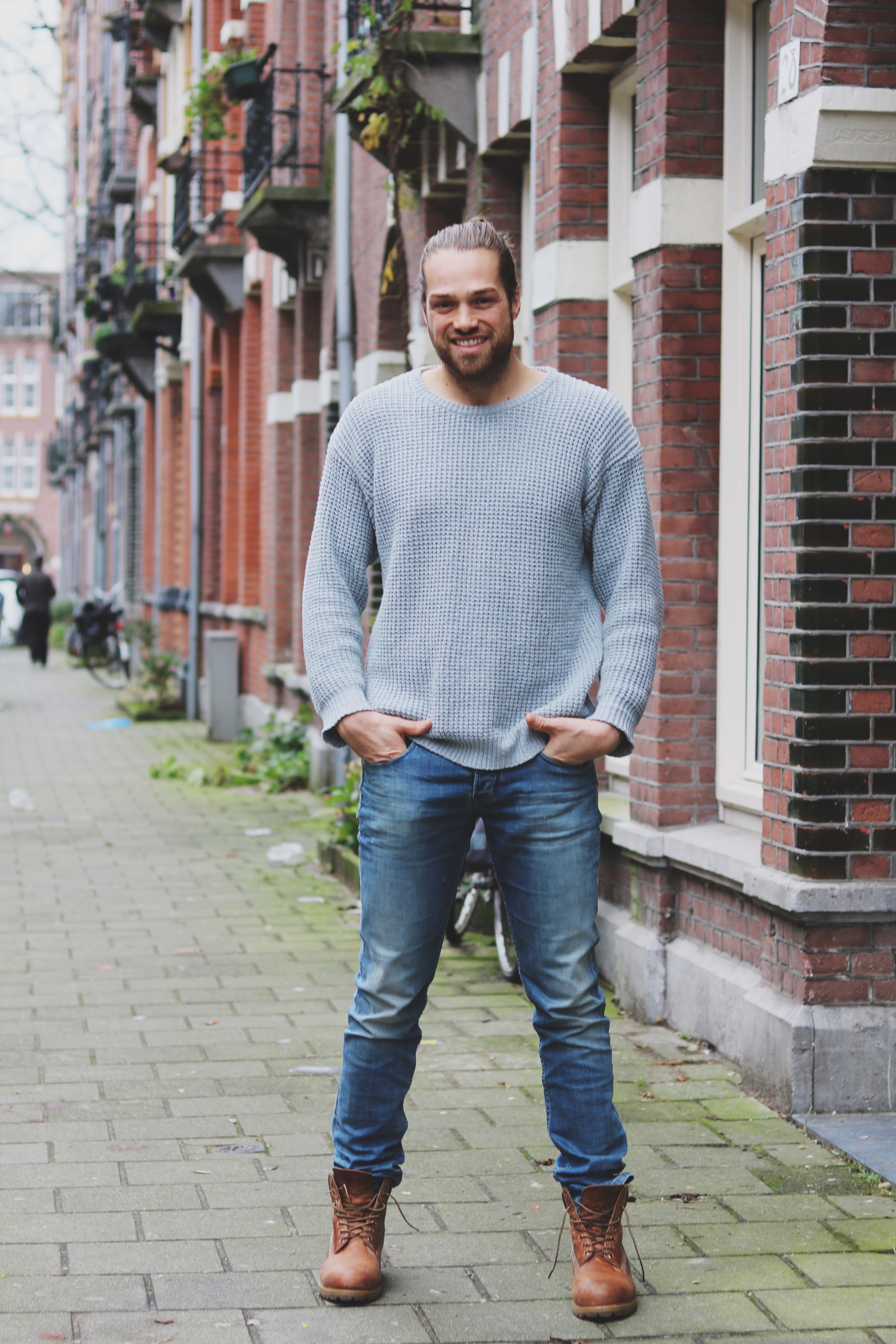 Look of the Week Eerlijke Man - 5