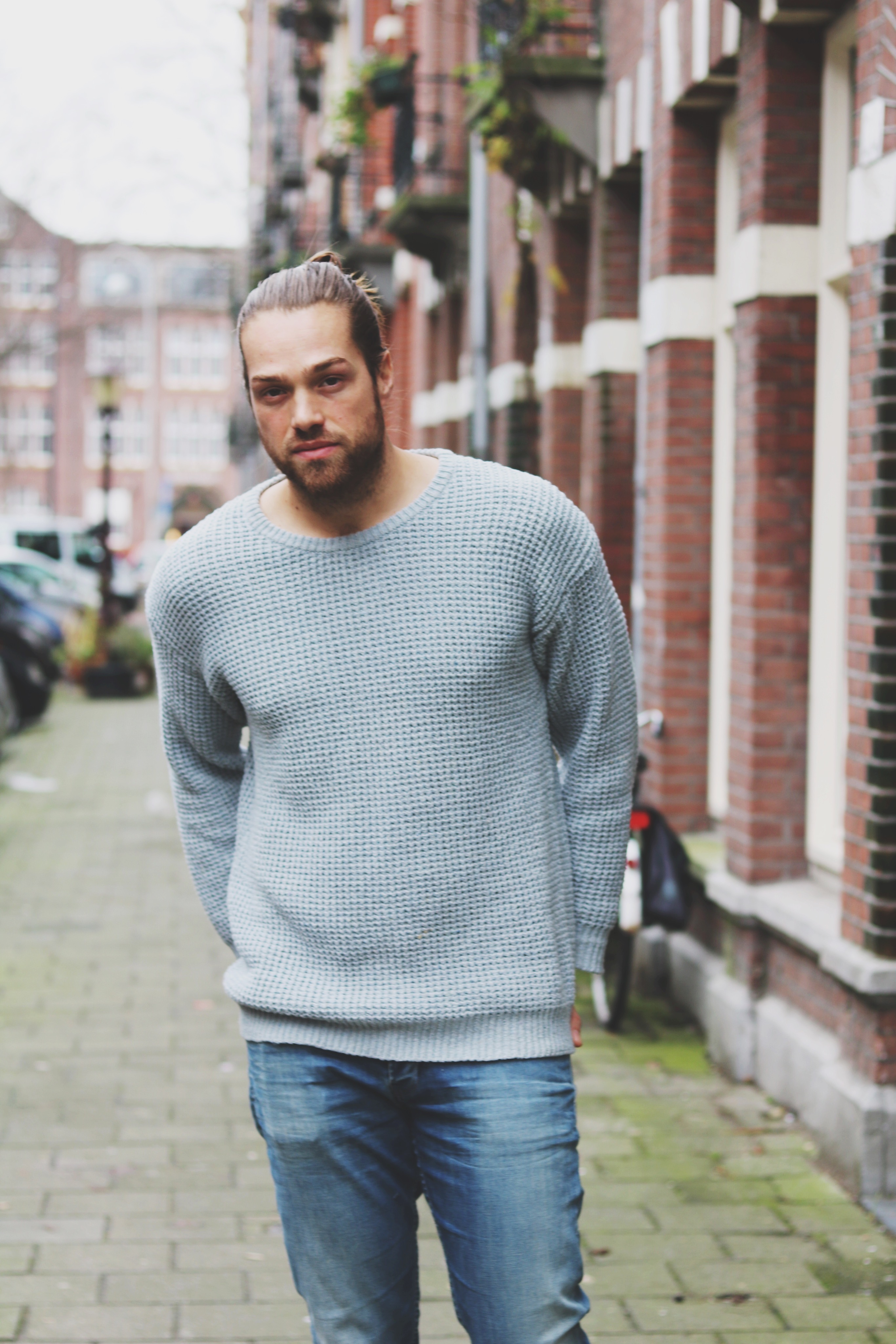 Look of the Week Eerlijke Man - 8