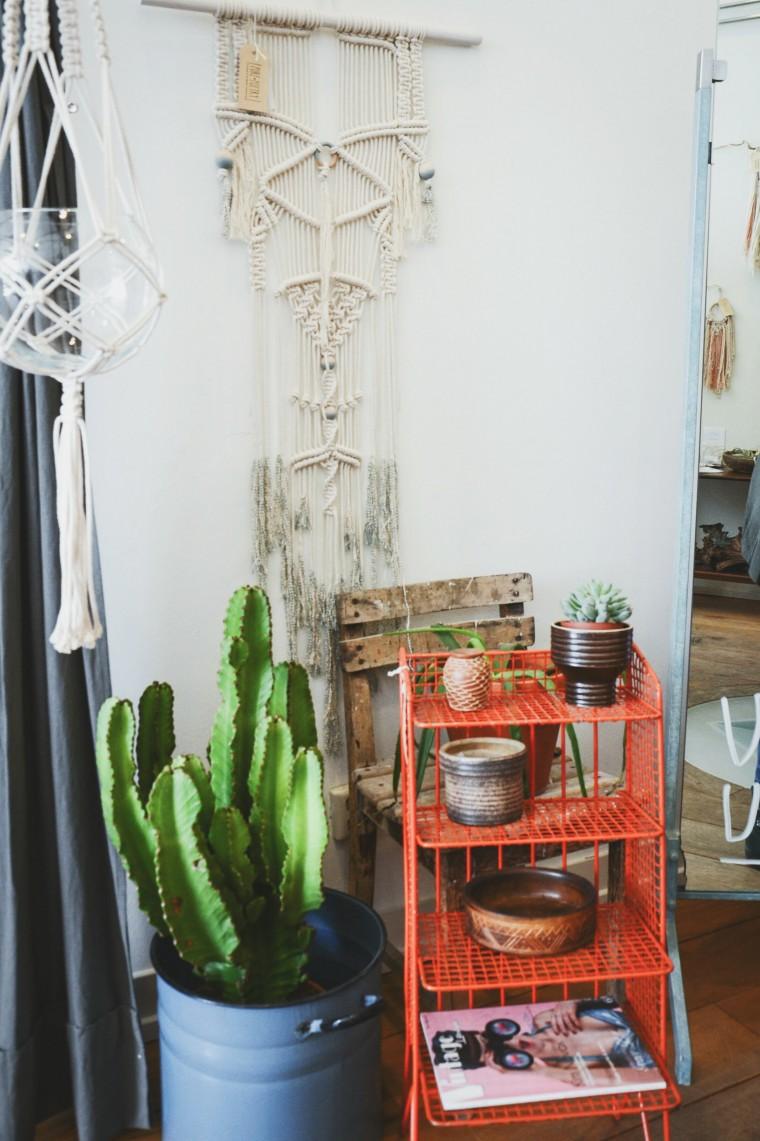 DIY Macrame Plantenhanger 3