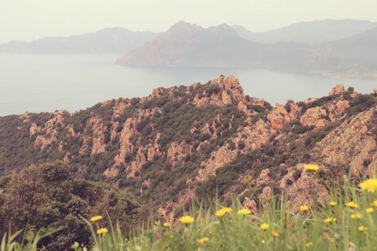 Moderne Hippies - Corsica - Calanche 2