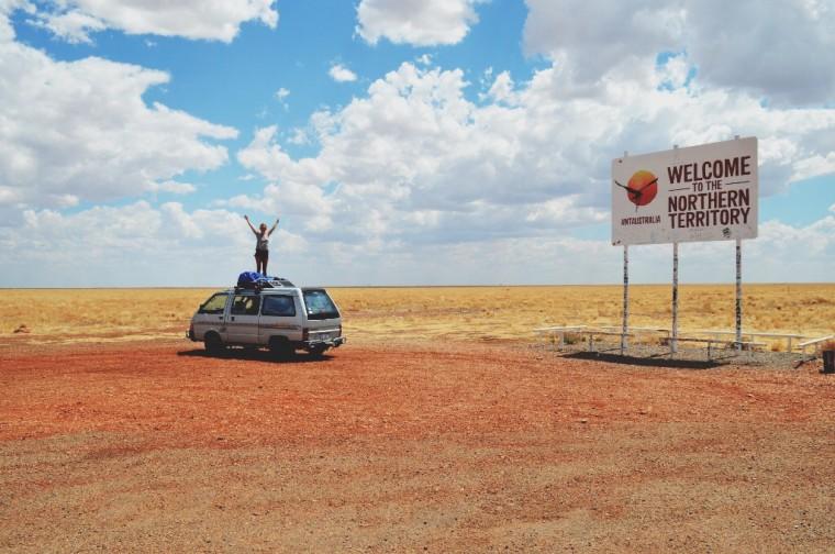Australie - Outback  - 1