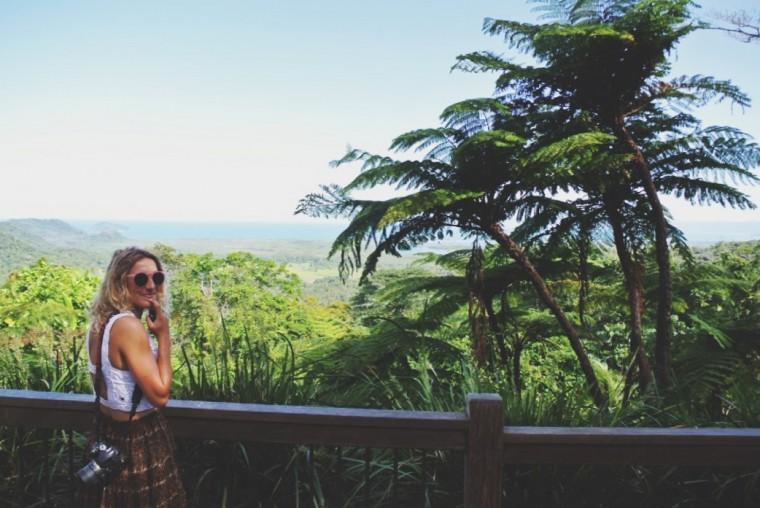 Australie - Regenwoud - 10