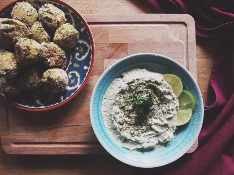 Vegan tzatziki recept 1