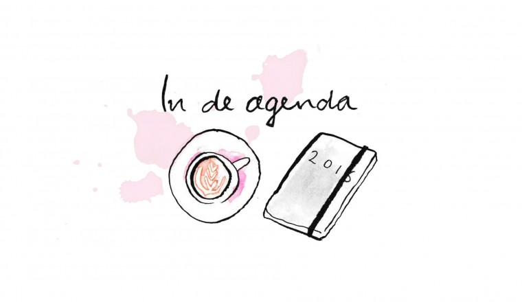 In de agenda - Moderne Hippies