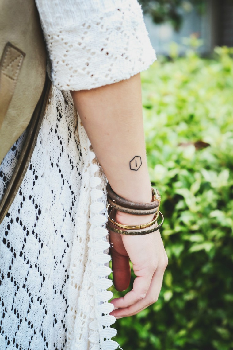 Human Rights Tattoo x Moderne Hippies 001