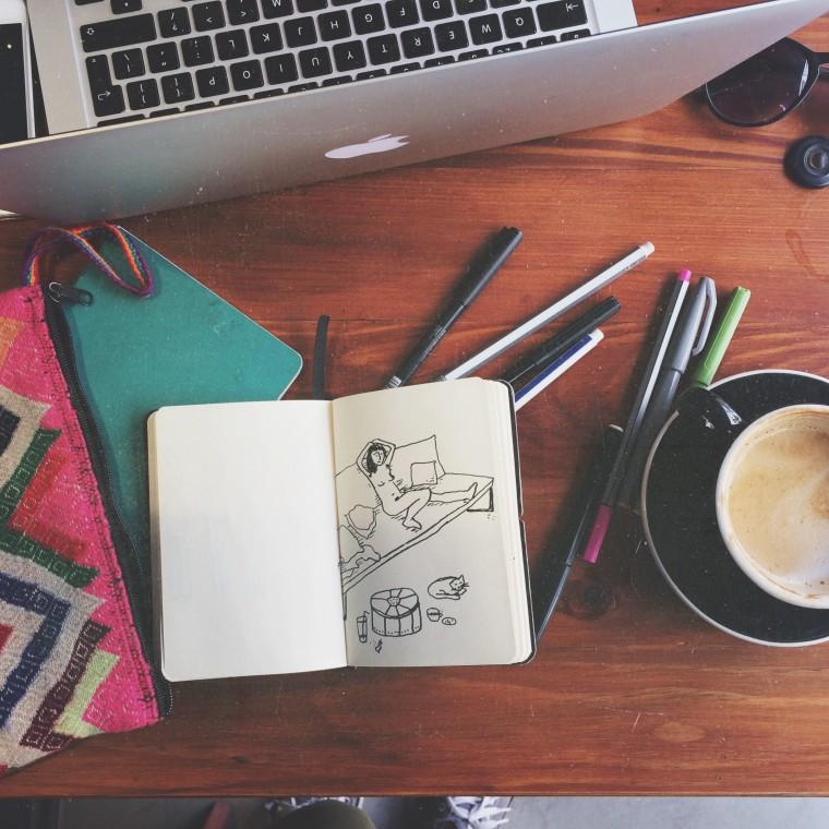 Een ode aan journaling - 8