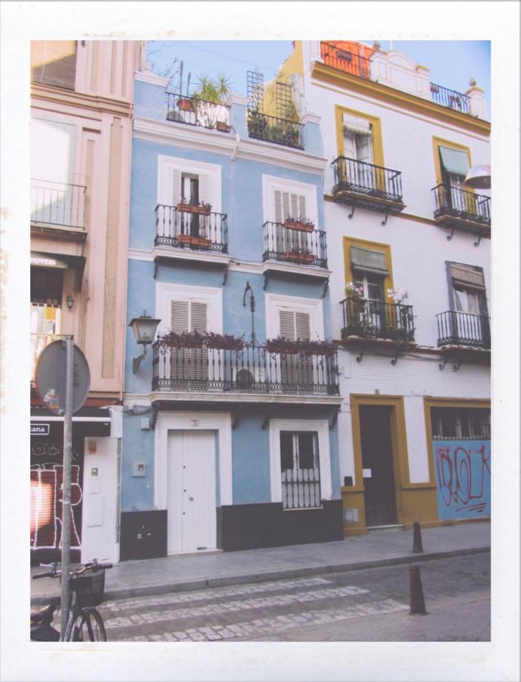 Moderne Hippies x Sevilla polaroid - 1