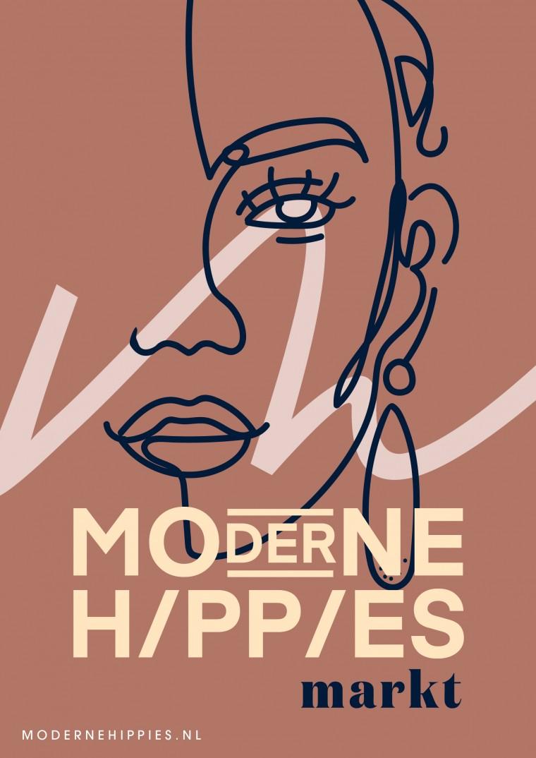 ModerneHippiesMarkt_Poster