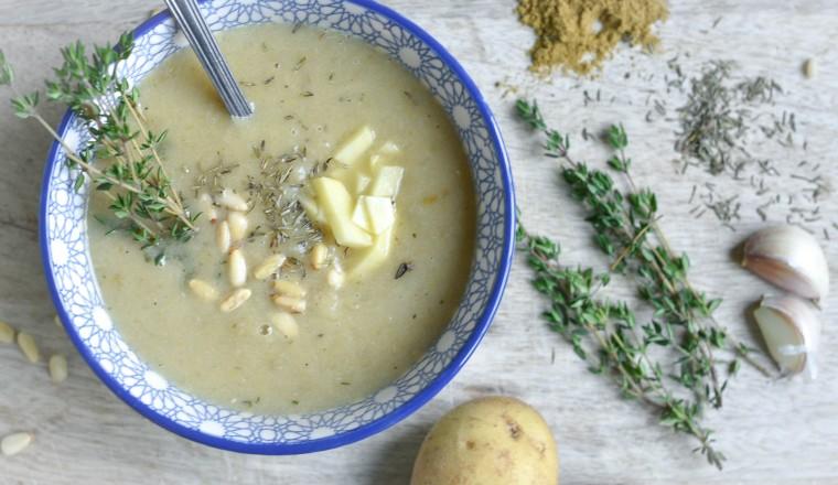 recept courgetti homemade vegan pesto cover-1-2