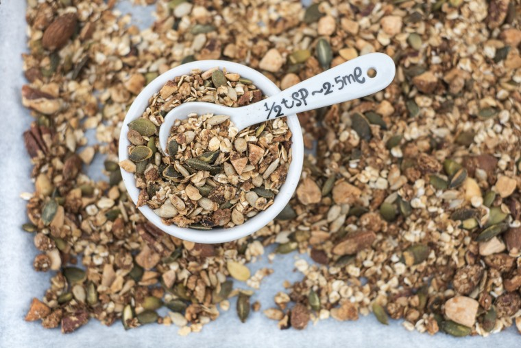 moderne hippies homamade granola -1-2
