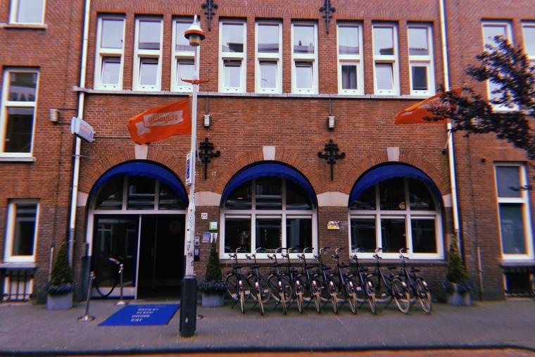 Moderne Hippies x Hostel Stayokay Den Haag - 9