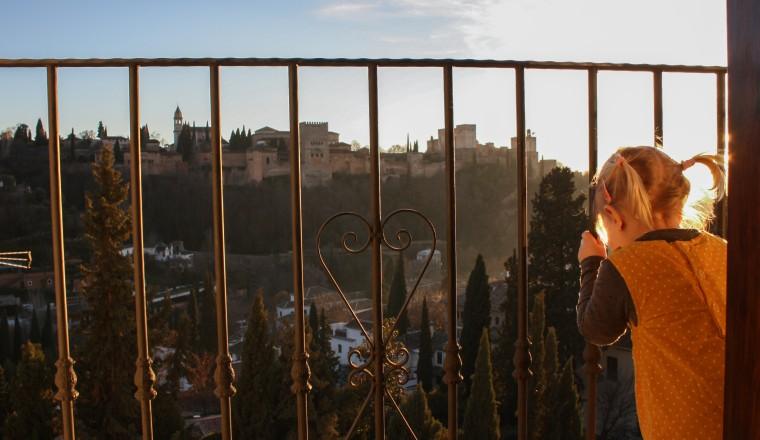 moderne hippies reizen kinderen andalusie-1-4