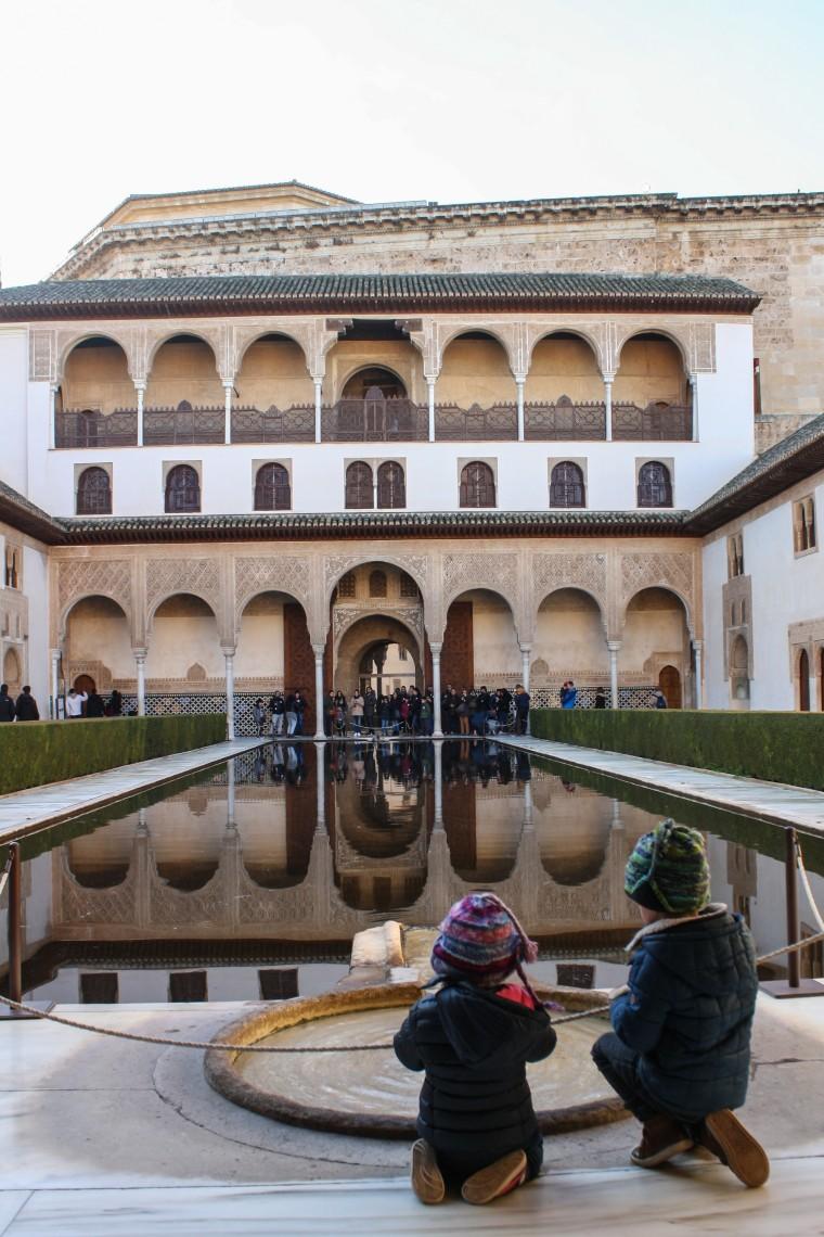 moderne hippies reizen kinderen andalusie-1-5