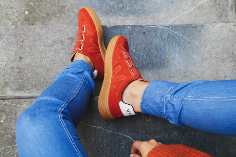 Outfit inspo x fair in fall - Veja The Green Labels 2