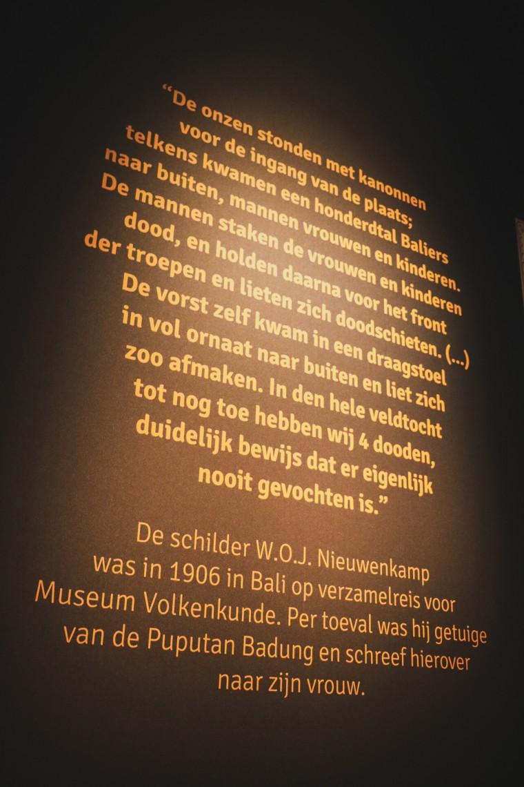 Museum Volkenkunde - Bali x Moderne Hippies 4