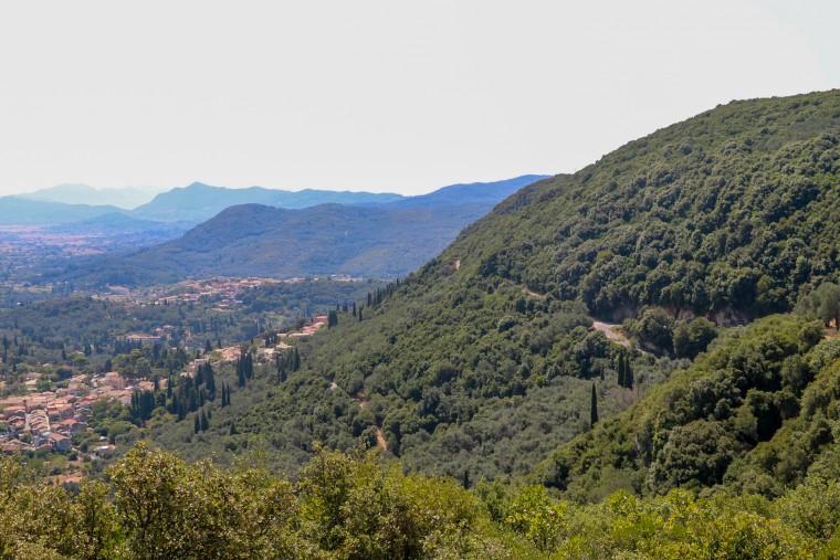 Corfu - Het groene noorden 2
