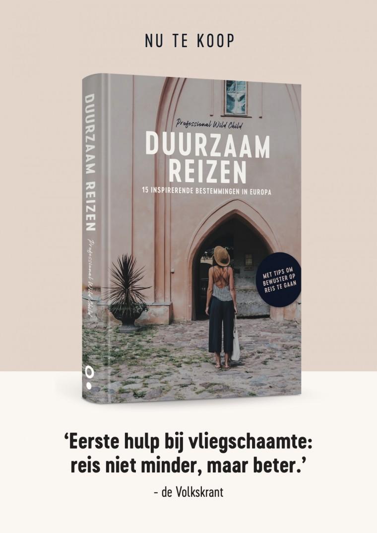 Duurzaam reizen - boek - Zoë van Liere