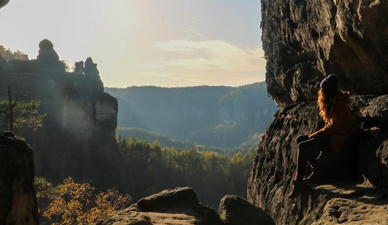 Sächsische Schweiz - Cover
