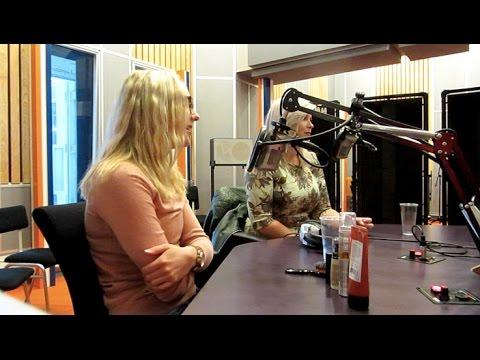 2Vlog: Op de radio!