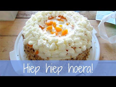 2Vlog: Hiep Hiep Hoera!