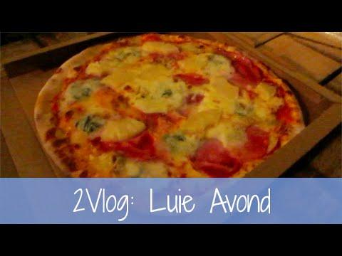 2Vlog: Luie avond