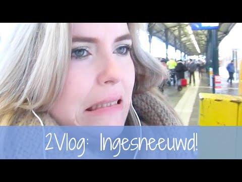 2Vlog: Ingesneeuwd!