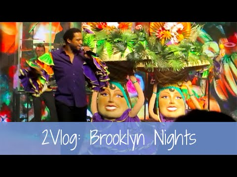 2Vlog: Brooklyn Nights Dinnershow
